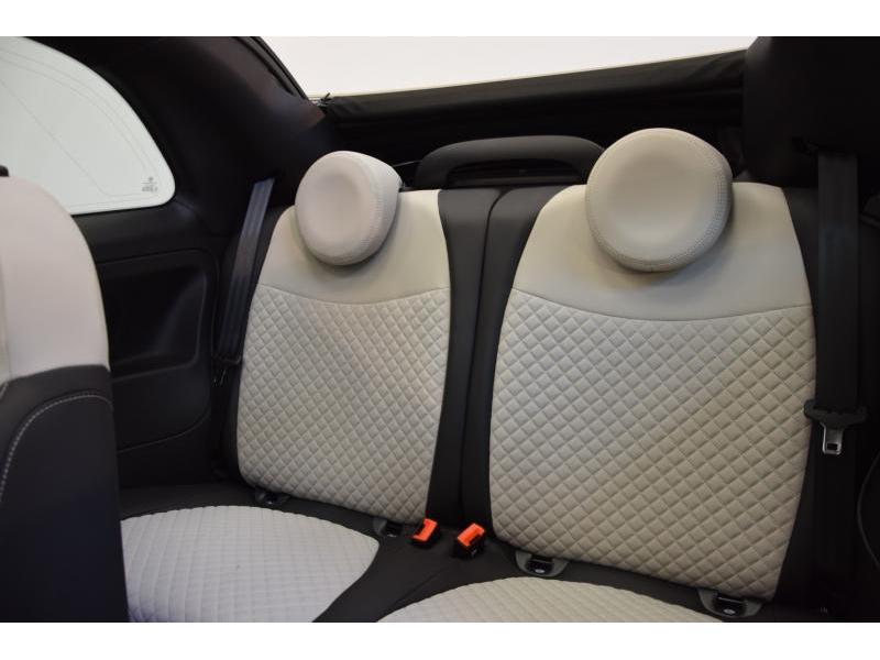 Fiat 500 C Star Edition HYBRID | 32% KORT 1.0 Hybride 12/15