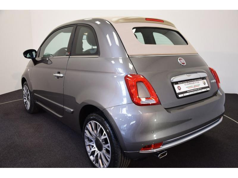 Fiat 500 C Star Edition HYBRID | 32% KORT 1.0 Hybride 4/15