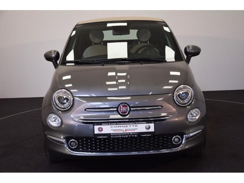 Fiat 500 C Star Edition HYBRID | 32% KORT 1.0 Hybride 2/15