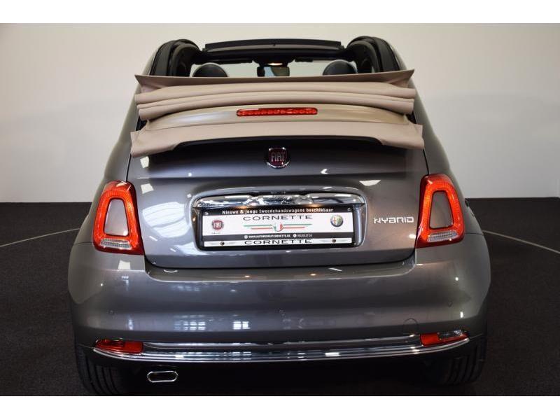 Fiat 500 C Star Edition HYBRID | 32% KORT 1.0 Hybride 5/15