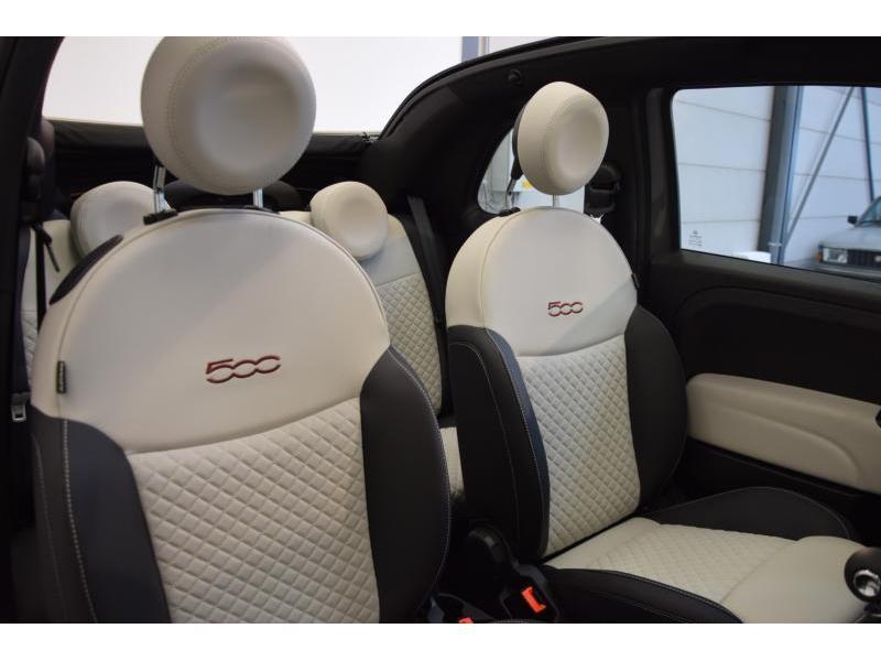 Fiat 500 C Star Edition HYBRID | 32% KORT 1.0 Hybride 15/15