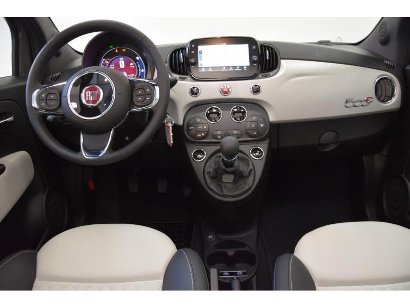 Fiat 500 C Star Edition HYBRID | 32% KORT 1.0 Hybride 10/15