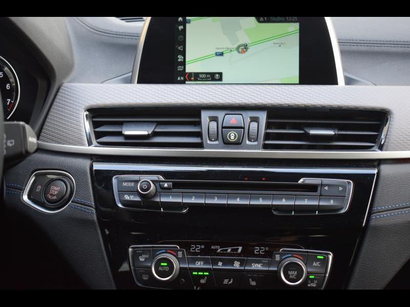 BMW X2 sDrive18i 8/12
