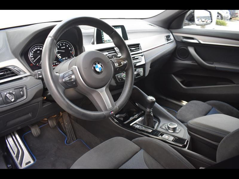 BMW X2 sDrive18i 5/12