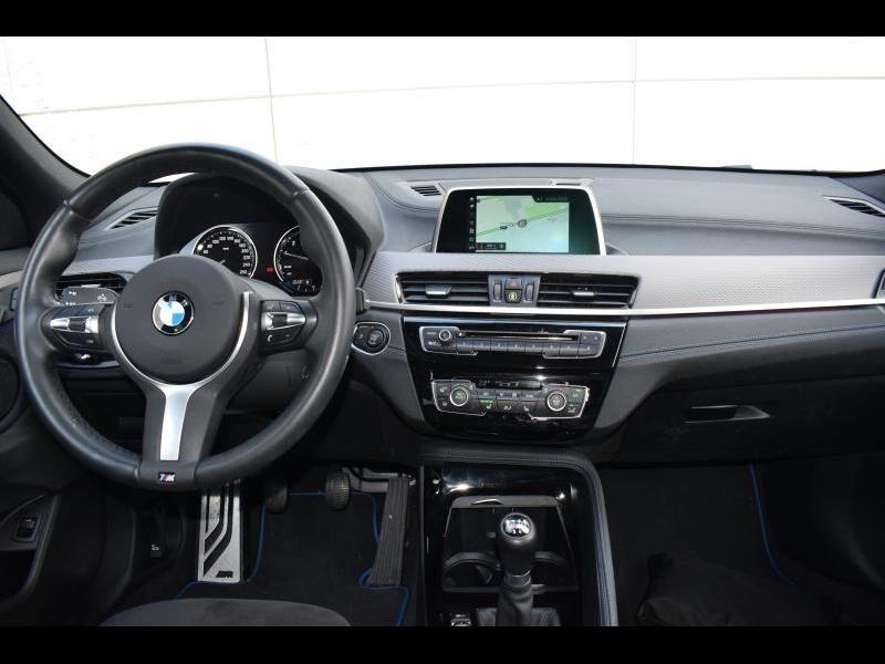 BMW X2 sDrive18i 6/12