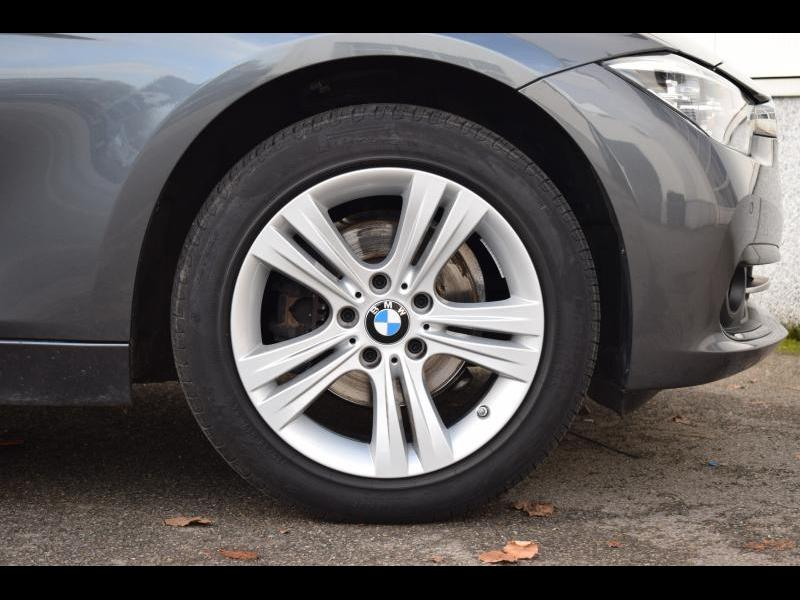 BMW 3 Reeks 318d 4/16