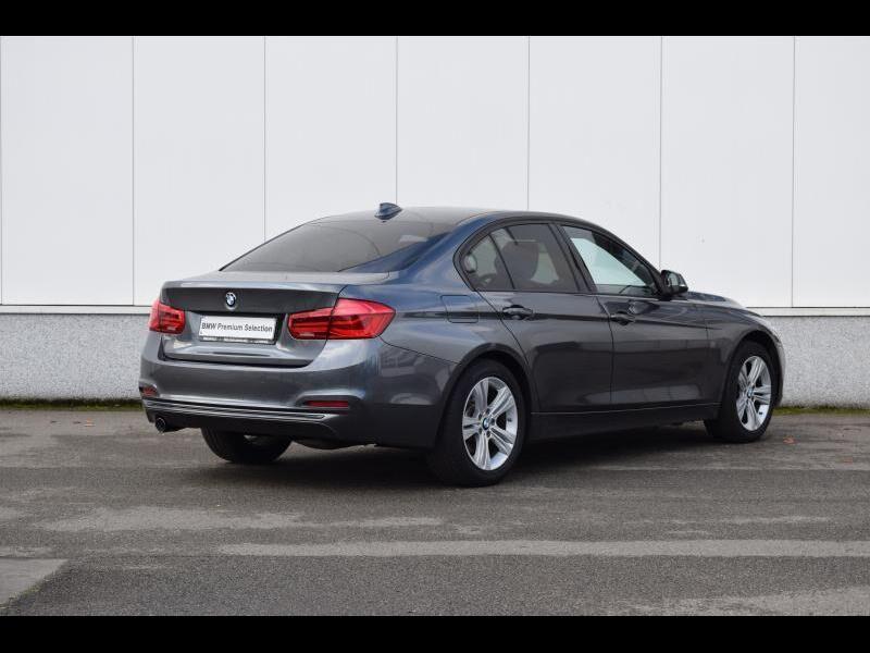 BMW 3 Reeks 318d 2/16