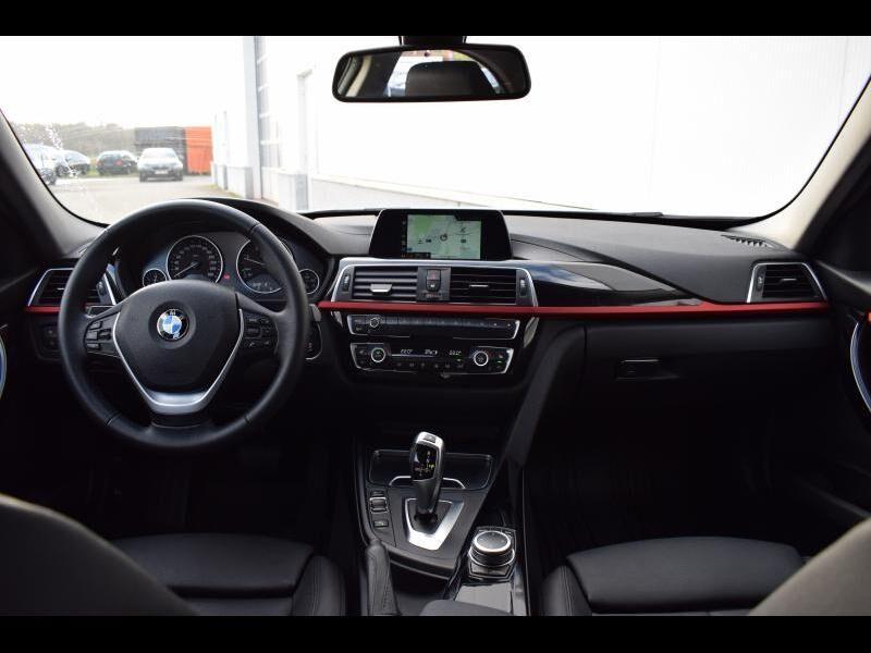 BMW 3 Reeks 318d 7/16