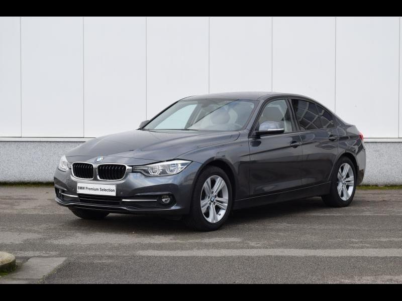 BMW 3 Reeks 318d 1/16