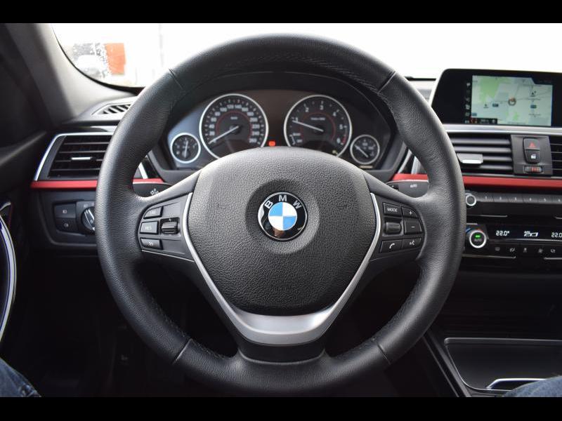 BMW 3 Reeks 318d 8/16