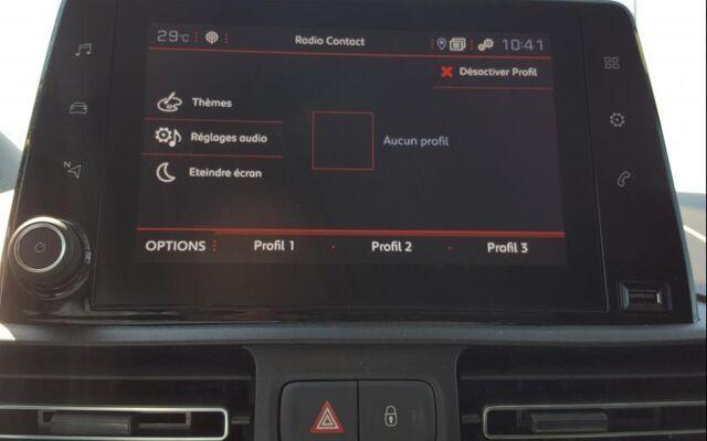 Peugeot Rifter GT Line 1.5 BlueHDi