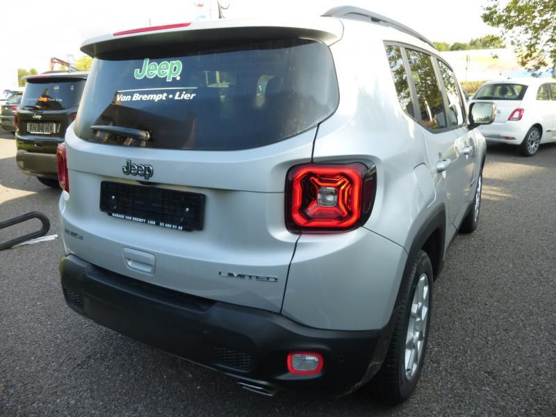 Jeep Renegade LIMITED 1.0 999 120 pk 7/9