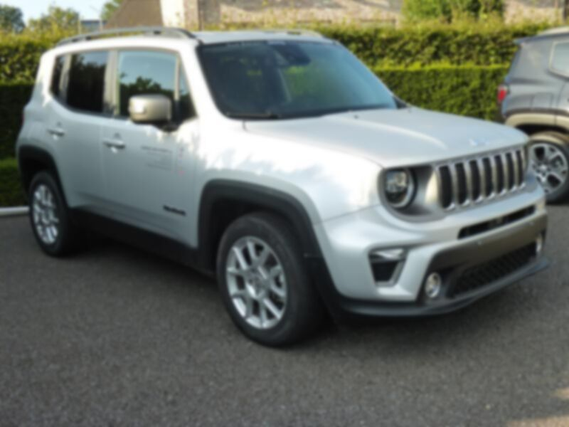 Jeep Renegade LIMITED 1.0 999 120 pk