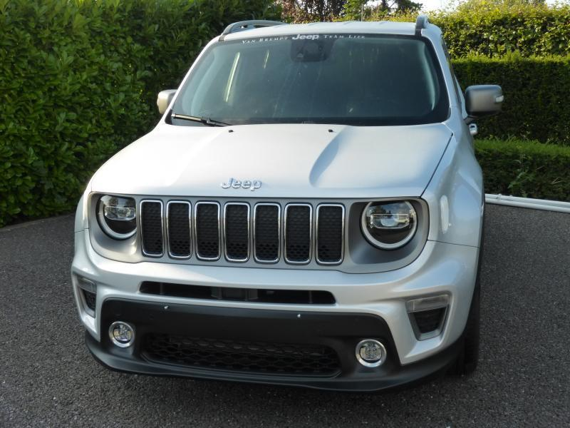 Jeep Renegade LIMITED 1.0 999 120 pk 5/9