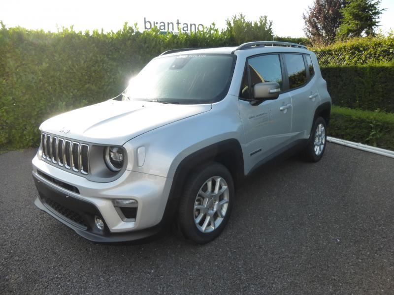 Jeep Renegade LIMITED 1.0 999 120 pk 4/9