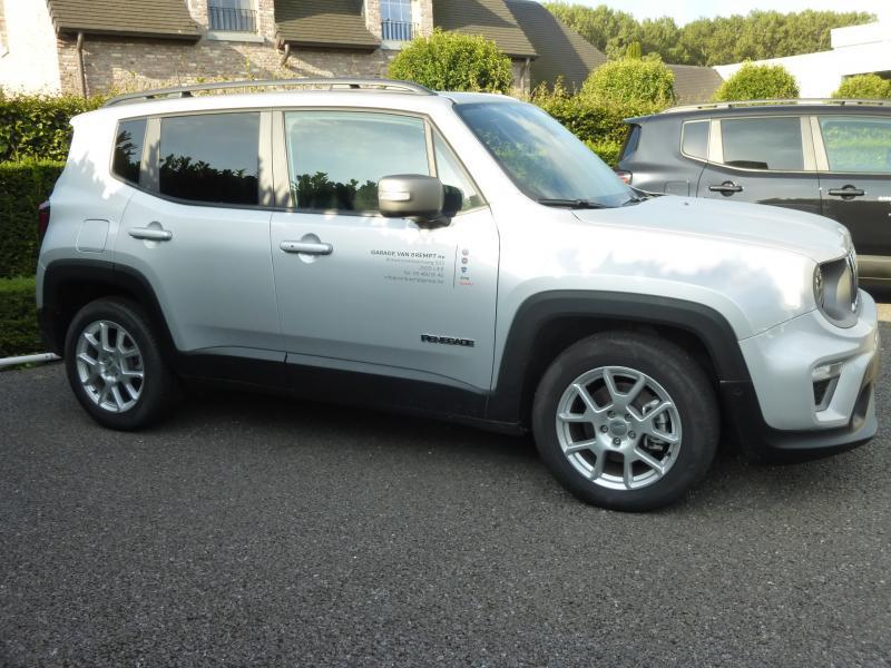 Jeep Renegade LIMITED 1.0 999 120 pk 9/9