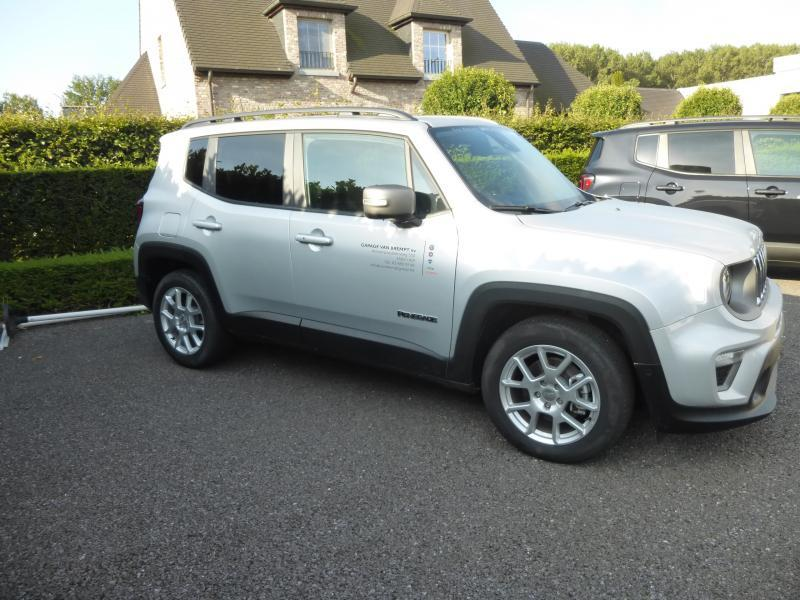 Jeep Renegade LIMITED 1.0 999 120 pk 6/9