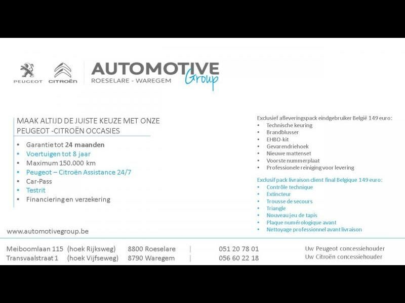 Peugeot 2008 GT-Line 1.5 BlueHDi 100pk S&S 33/33