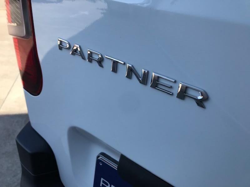 Peugeot Partner Premium 1.2 PureTech 110pk S&S 8/20
