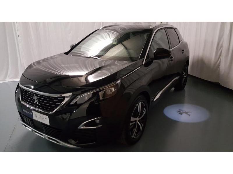 Peugeot 3008 0KM/GT LINE/ACC/EAT8/MASSAGE 1/19