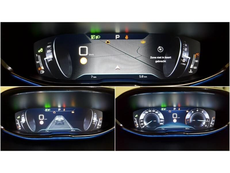 Peugeot 3008 0KM/GT LINE/ACC/EAT8/MASSAGE 15/19