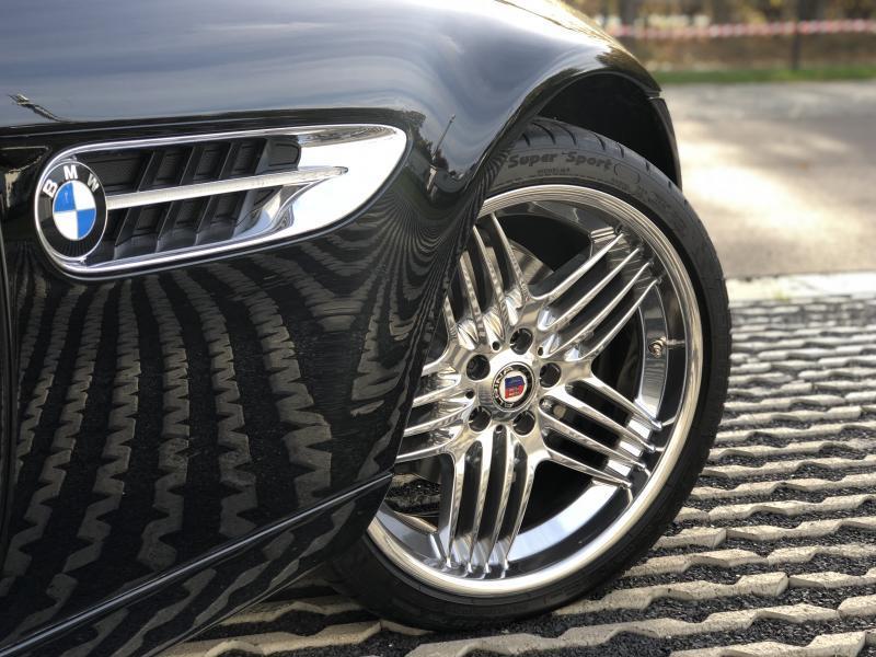 BMW Z8 BMW Z8 Alpina 8/28