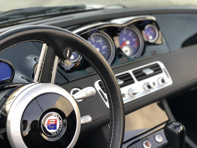 BMW Z8 BMW Z8 Alpina 16/28