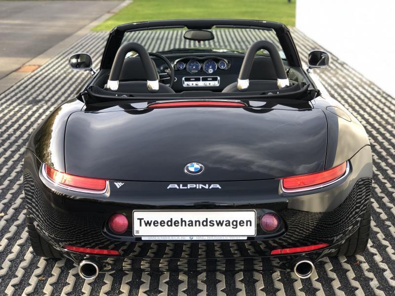 BMW Z8 BMW Z8 Alpina 10/28