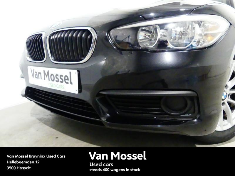 BMW 1 Reeks d Efficient Dynamics Edition 10/11