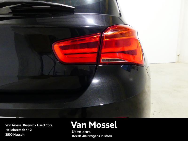 BMW 1 Reeks d Efficient Dynamics Edition 11/11