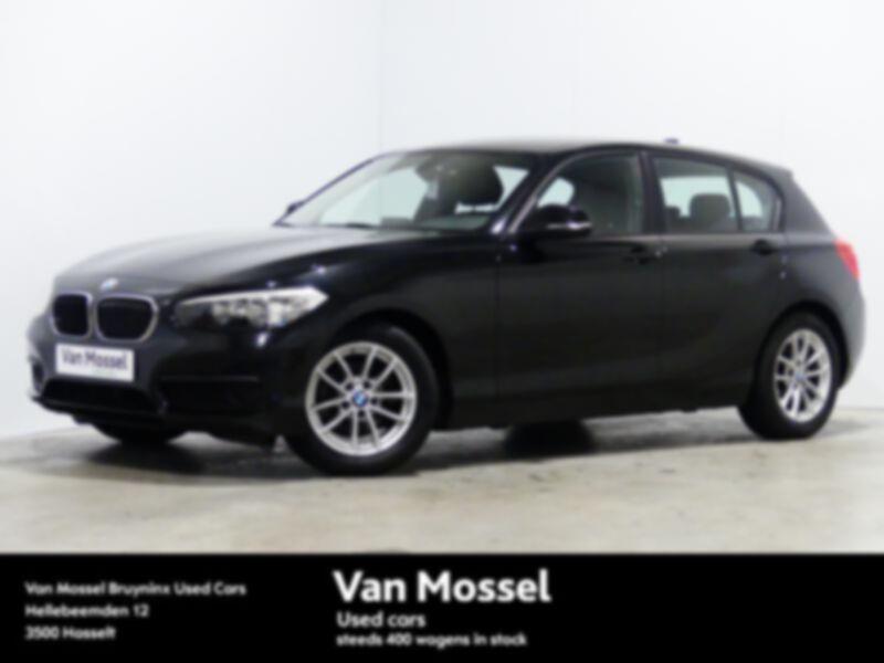 BMW 1 Reeks d Efficient Dynamics Edition