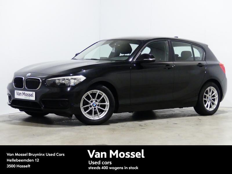 BMW 1 Reeks d Efficient Dynamics Edition 1/11