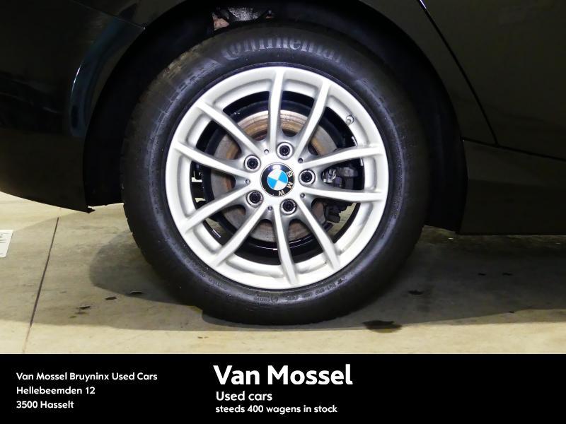 BMW 1 Reeks d Efficient Dynamics Edition 6/11