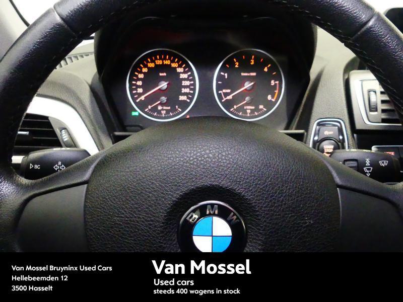 BMW 1 Reeks d Efficient Dynamics Edition 8/11