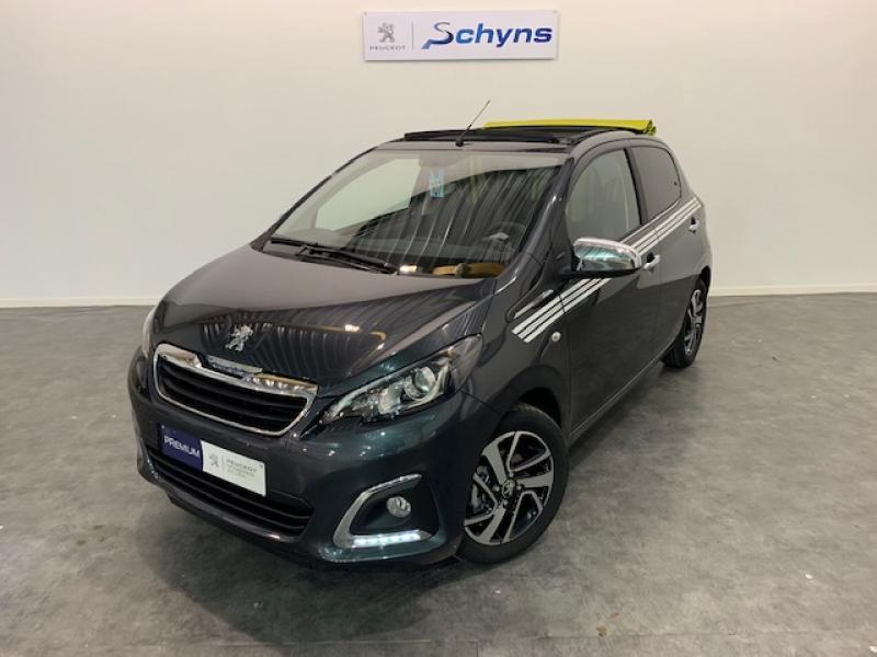 Peugeot 108 Top Collection 1/15