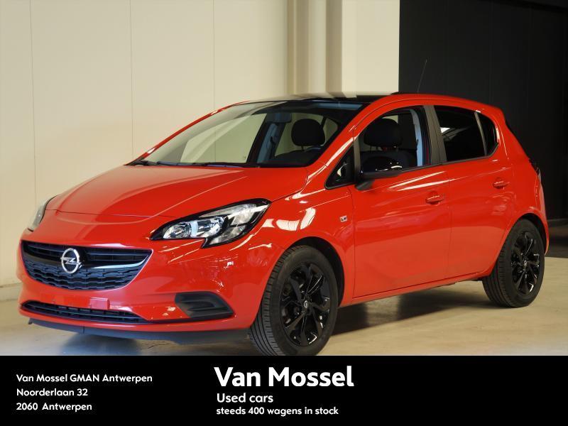 Opel Corsa 1.4T Black Edition