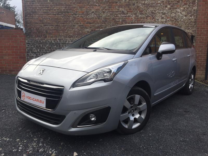 Peugeot 5008 Active 7pl GPS 1.5 BlueHDi 1/14