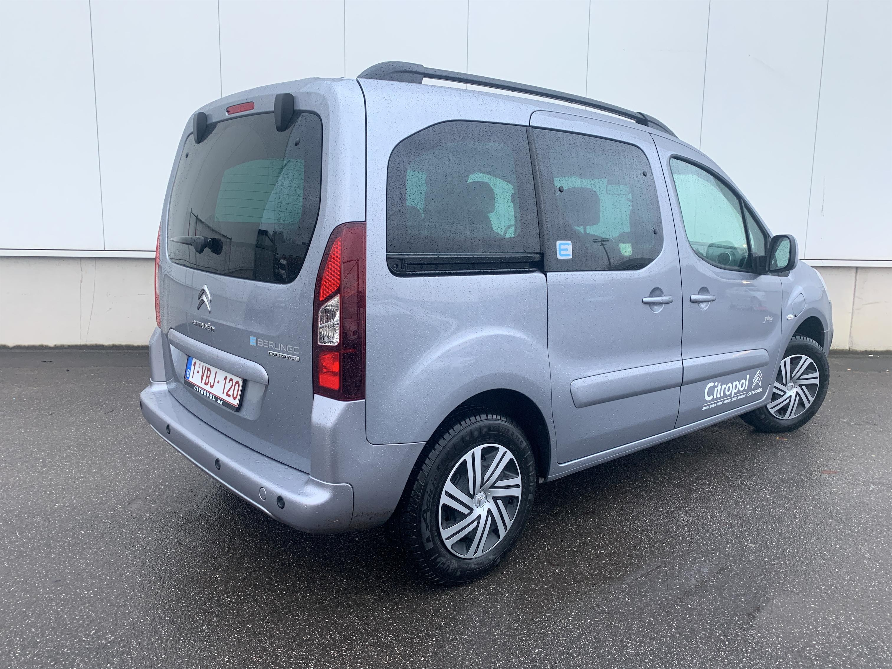Citroen Berlingo ELECTRIC SHINE 2/10