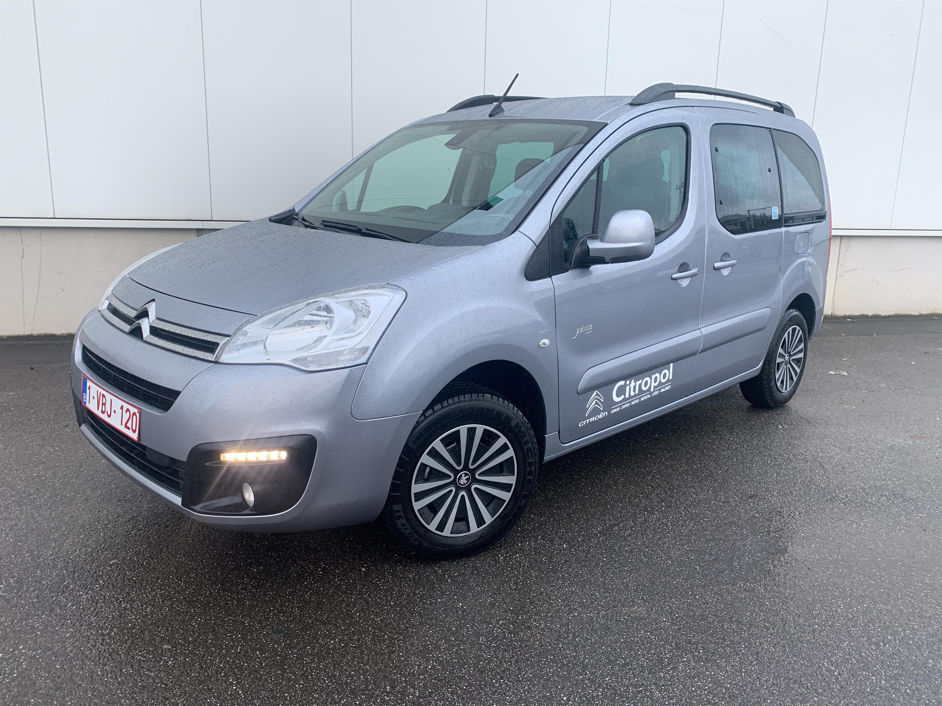 Citroen Berlingo ELECTRIC SHINE 1/10