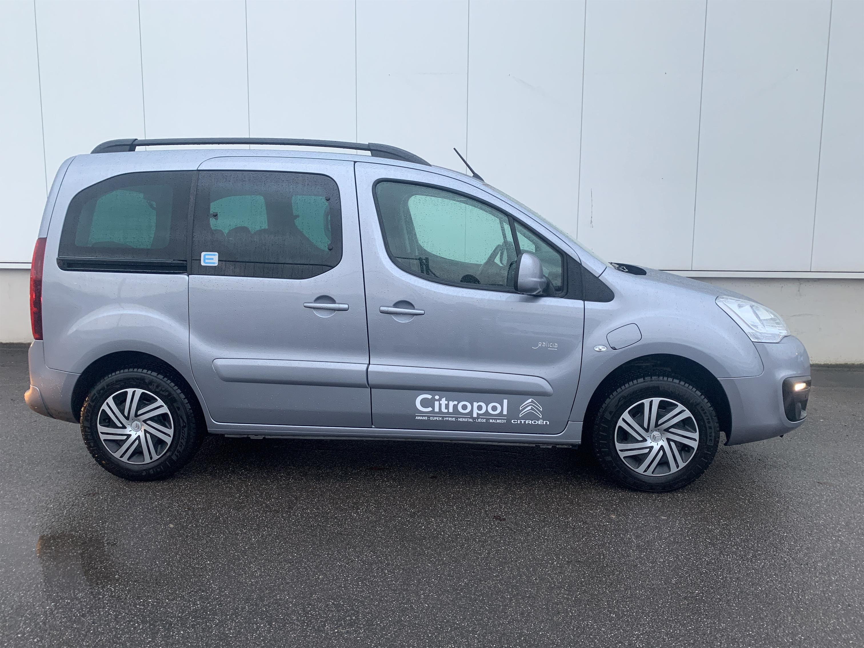 Citroen Berlingo ELECTRIC SHINE 3/10