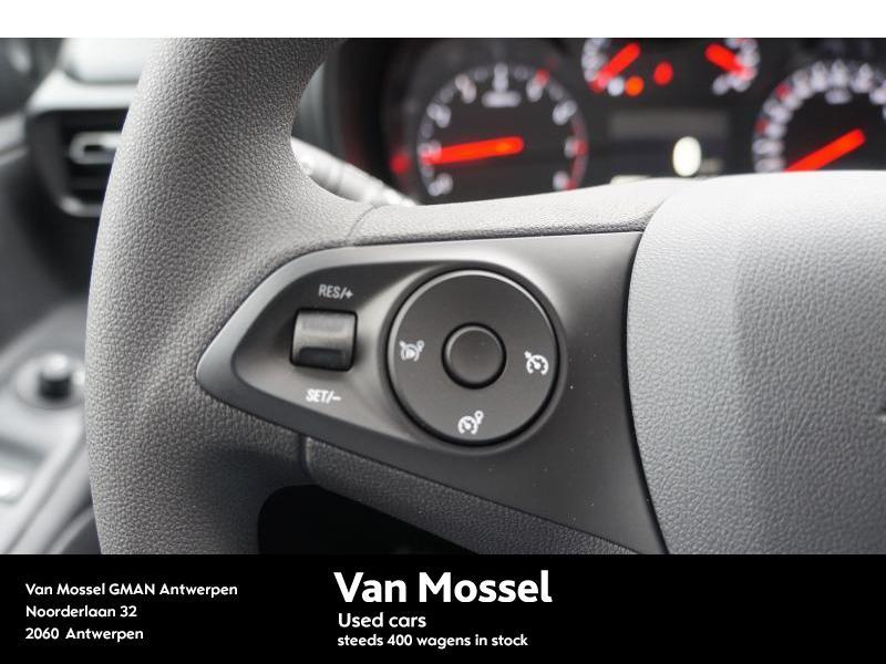 Opel Combo 1.5D Gesloten bestelwagen LANG