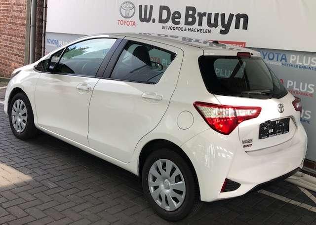 Toyota Yaris 1.0 Y-oung 3/8