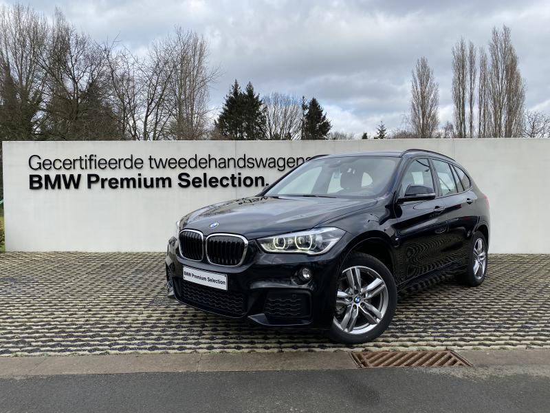 BMW X1 sDrive16dA sDrive18d 1/22