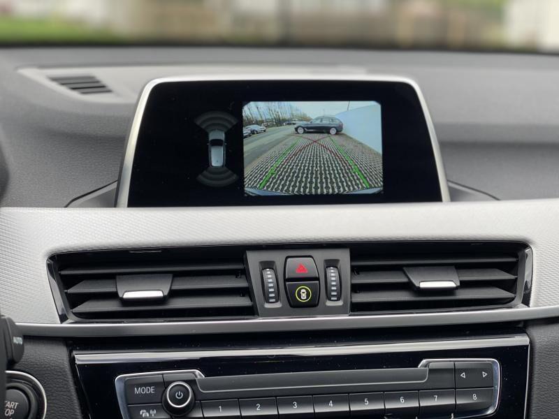 BMW X1 sDrive16dA sDrive18d 18/22