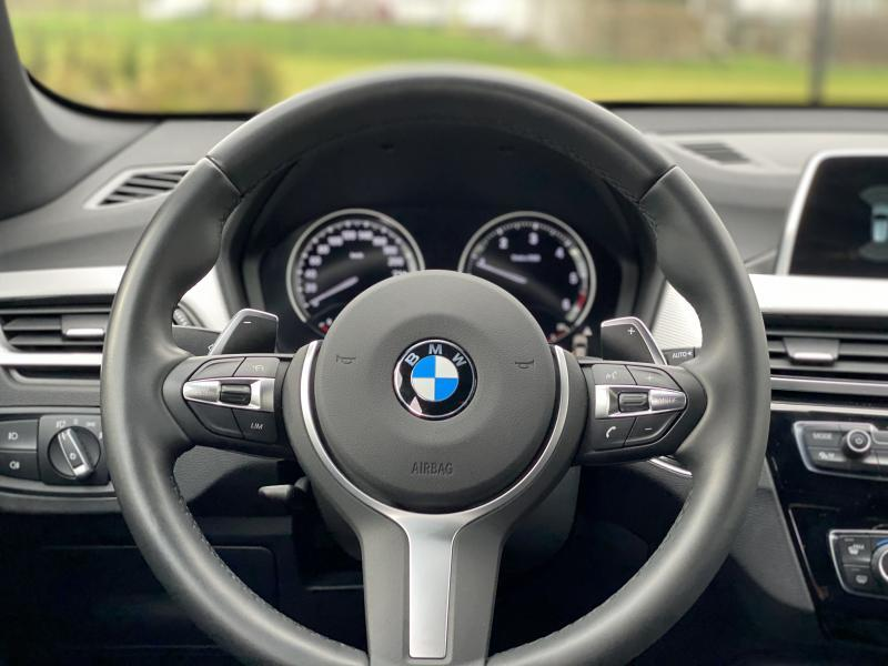 BMW X1 sDrive16dA sDrive18d 17/22