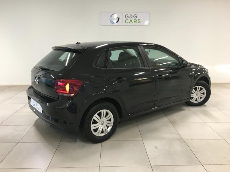 Volkswagen Polo VI Trendline 3/12