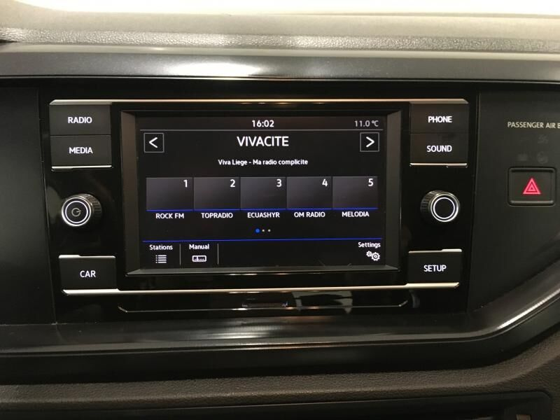 Volkswagen Polo VI Trendline 11/12