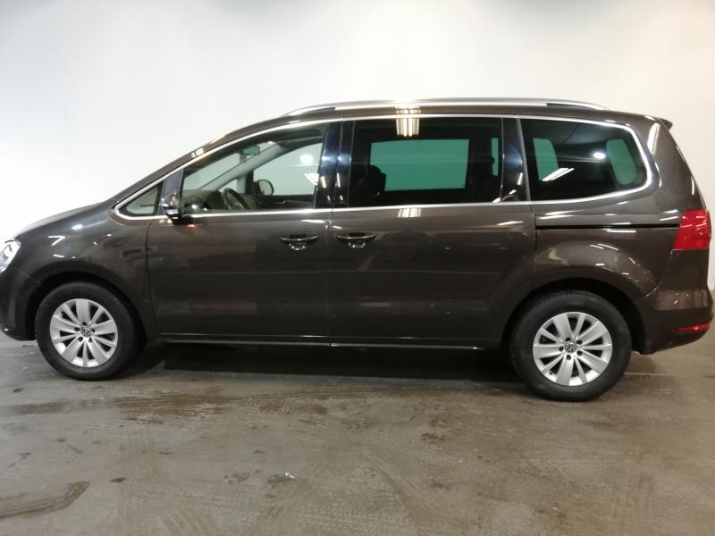 Volkswagen Sharan II Comfortline 2.0 tdi 136 cv 5 places 19/25