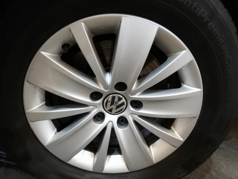 Volkswagen Sharan II Comfortline 2.0 tdi 136 cv 5 places 25/25