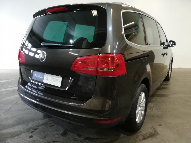 Volkswagen Sharan II Comfortline 2.0 tdi 136 cv 5 places 3/25